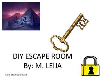 DIY secret room template-