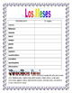 Dias de La Semana y Meses -Months & Days -Spanish
