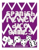 DIce review games