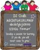 DJ Chalk Fonts Collection