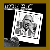 Connect The Dots - Famous Faces - Dr. Martin Luther King Jr