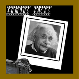 Connect The Dots - Famous Faces - Albert Einstein