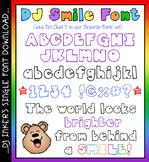 DJ Smile Font Download