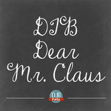 DJB Dear Mr. Claus Font: Personal Use