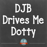 DJB Drives Me Dotty - Personal Use