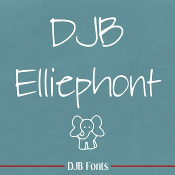 DJB Elliephont: Personal Use