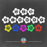 DJB Flower Power I & II Fonts - Personal Use