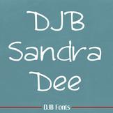 DJB Sandra Dee: Personal Use