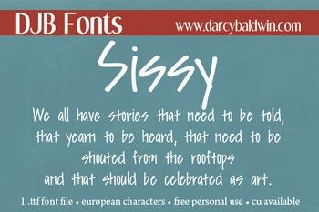 DJB Sissy: Personal Use
