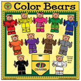 DK Color Bears