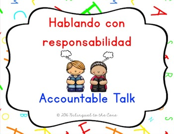 DL Accountable Talk Posters