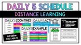 DL Daily 5 Schedule