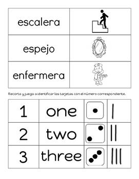 Newsletter/ Syllables/ reading story/ hfw/ Kindergarten/ Bilingual / Letter Ee