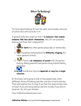 DLS Addressing Bullying