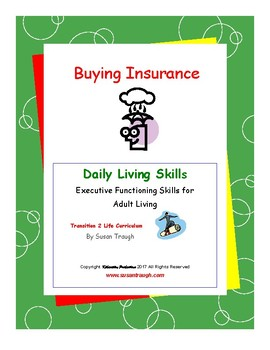 DLS Buying Insurance-Daily Living Skills