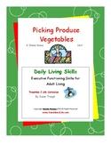 DLS Picking Produce-Vegetables