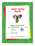 Daily Living Skills - Smart Voting Workbooks Bundle