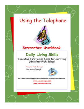 DLS Using the Telephone--Daily Living Skills