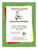 DLS Washing Dishes--Daily Living Skills