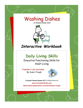 DLS Washing Dishes--Daily Living Skills