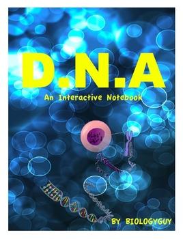 DNA, An interactive Notebook