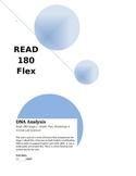 DNA Analysis - Read 180 rBook Flex (Workshop 4) English1 Supplement