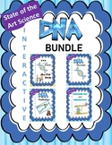 DNA Biology Unit BUNDLE (Doodle Handouts & Pear Decks)