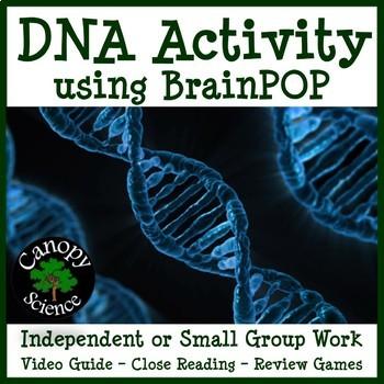DNA Brain Pop - Free