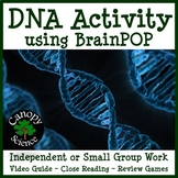 DNA Activity using BrainPOP - Free