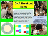 DNA Breakout Game