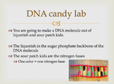 DNA Candy Lab