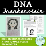 Science Class DNA Frankenstein!