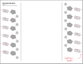 DNA Components Foldable / Guided Notes