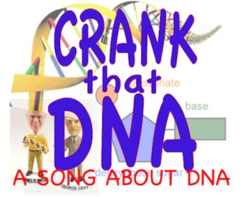 DNA Crank That lyrics:  a song about DNA
