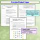 DNA (Deoxyribonucleic Acid) Homework Assignment Replication