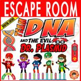 DNA Escape Room ~ Team DNA vs Dr. Plasmid ~Breakout~ Digit