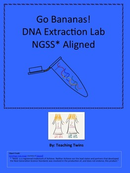 DNA Extraction Lab (NGSS* Aligned)