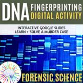 DNA FINGERPRINTING:Learn & Model w/ Interactive Google Sli