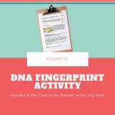 DNA Fingerprint Activity