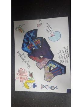 DNA GRAFFITI