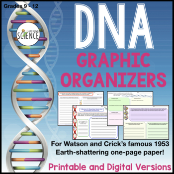 DNA Informational Text