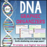 DNA Informational Text | Printable and Digital Distance Learning