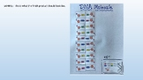 DNA Model Activity  (Base-Pairs for DNA Review)