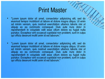 DNA PPT Template