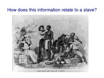 DNA PowerPoint for Slavery Unit