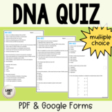 DNA Pretest FREEBIE