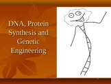 DNA, Protein Synthesis and Genetic Engineering
