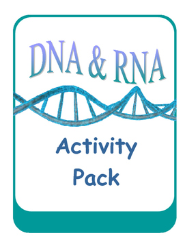 DNA RNA Activity Pack