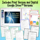 DNA, RNA, Protein Synthesis Bundle: PowerPoint, Labs, Revi