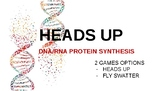 DNA/RNA Protein Synthesis Heads Up Game